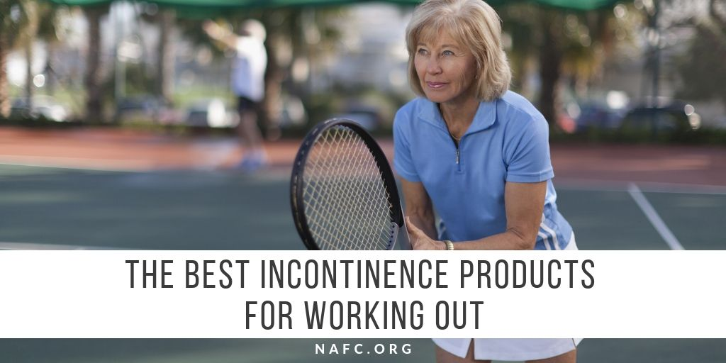The Best Incontinence Products For Working Out