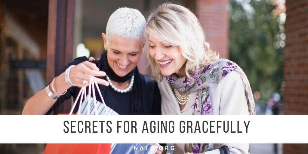 Secrets For Aging Gracefully