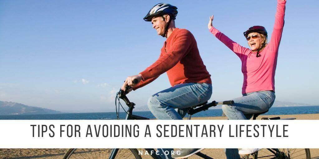 Tips For Avoiding A Sedentary Lifestyle