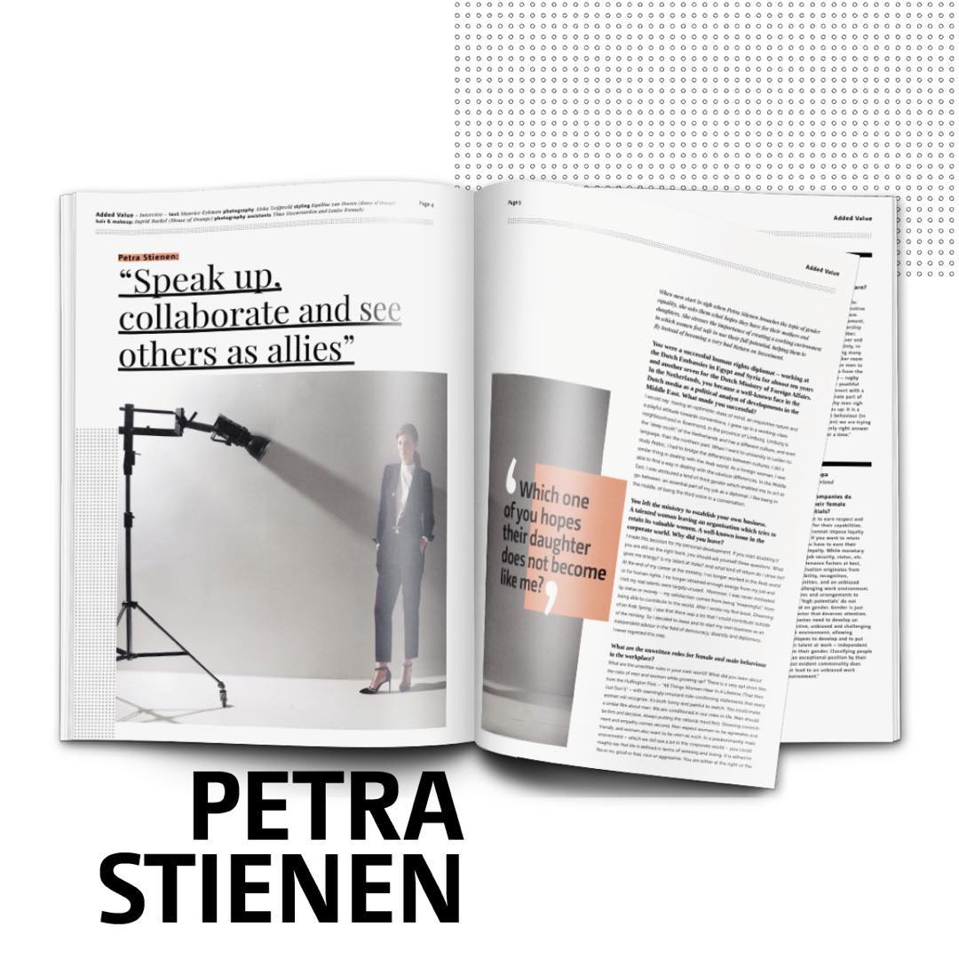 Petra Stienen_AddedValue