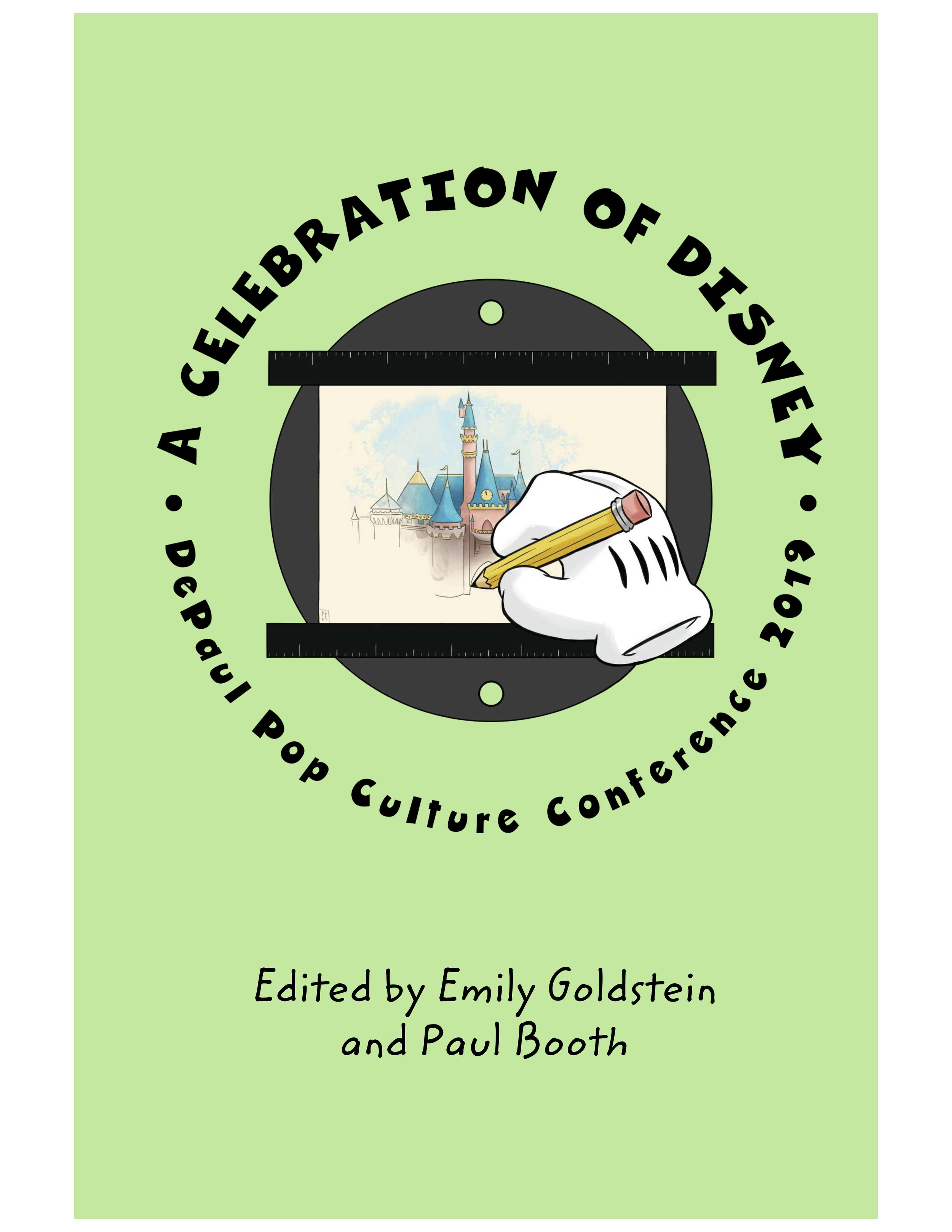 A Celebration of Disney - In celebration of the seventh annual DePaul Pop Culture Conference, this book collects essays, thoughts, and contributions from participants at the 2019 Celebration of Disney. With a contributions from many speakers, including the keynotes!Proceeds from the sale of this volume benefit Global Girl Media!You can purchase the book at:Amazon.comBlurb.com