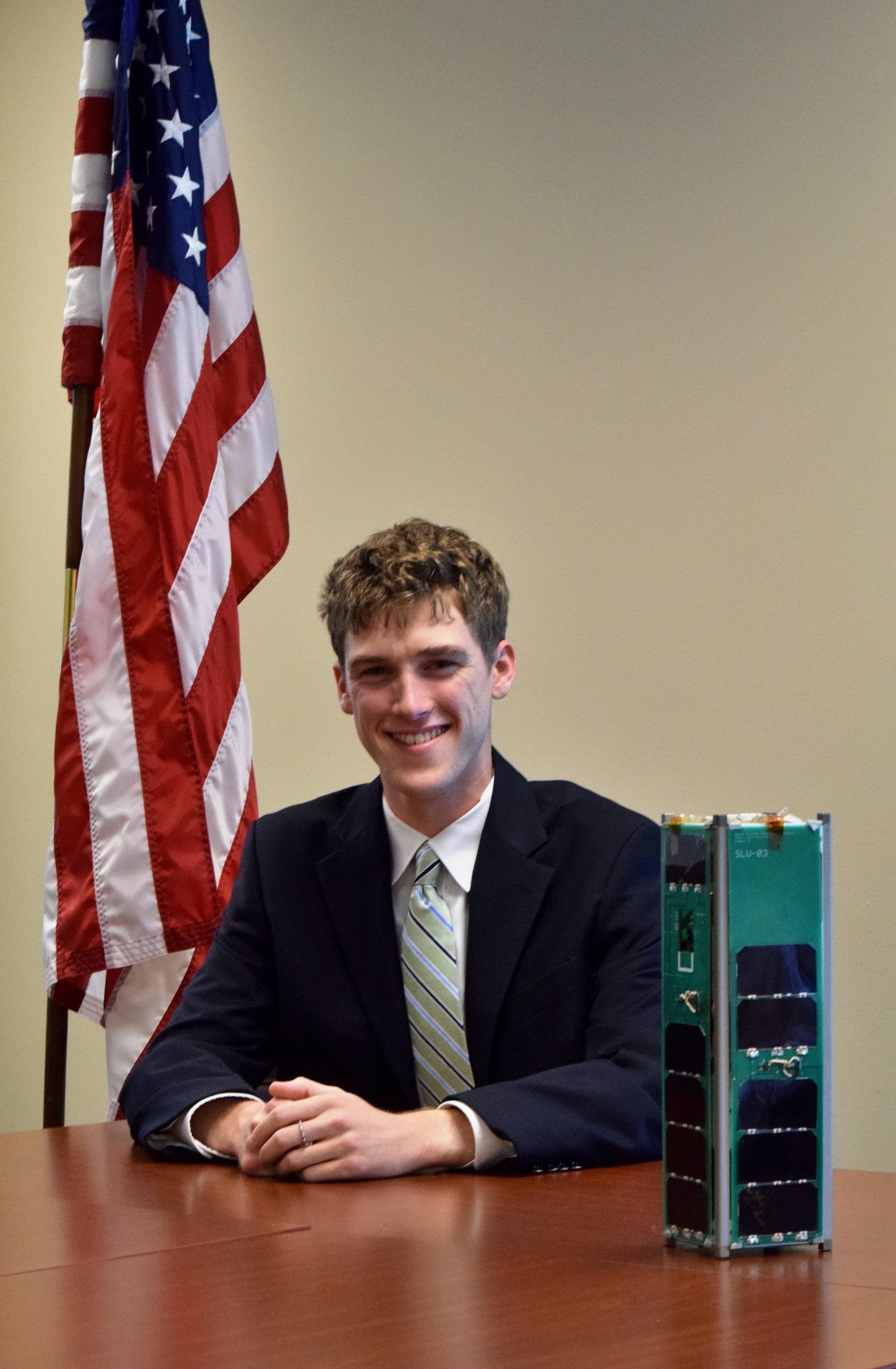 Jeffrey Kelley - Space Lab Lead Engineer