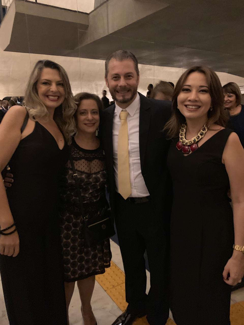Caio Augusto, novo presidente da OAB SP.