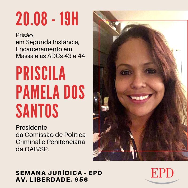 Priscila Pamela dos Santos