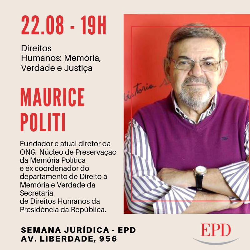 Maurice Politi