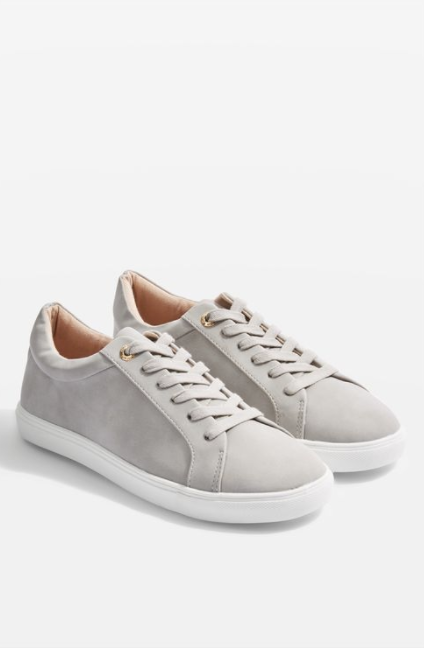 9. Cookie Lace Up Trainers