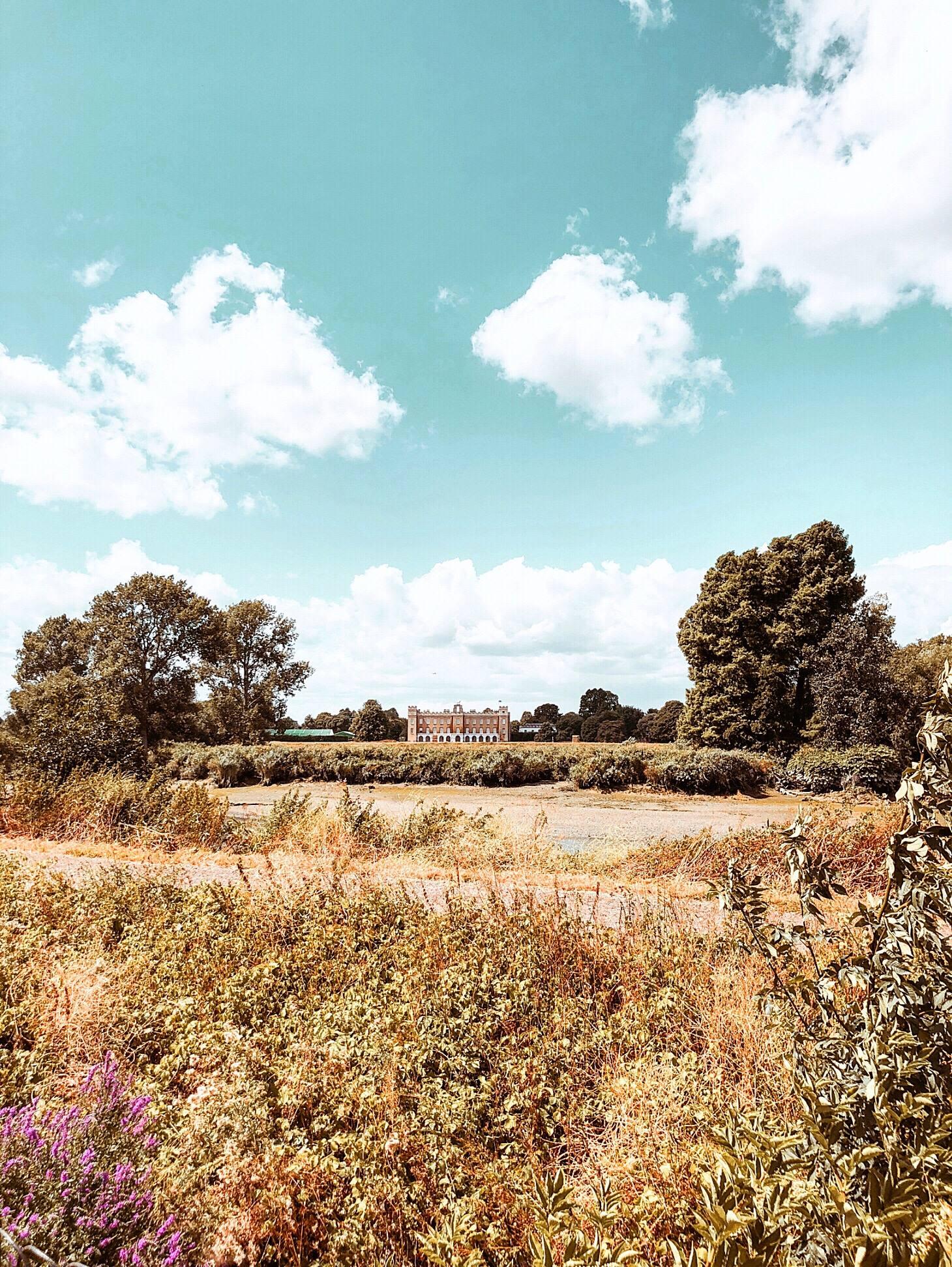 kew gardens river thames