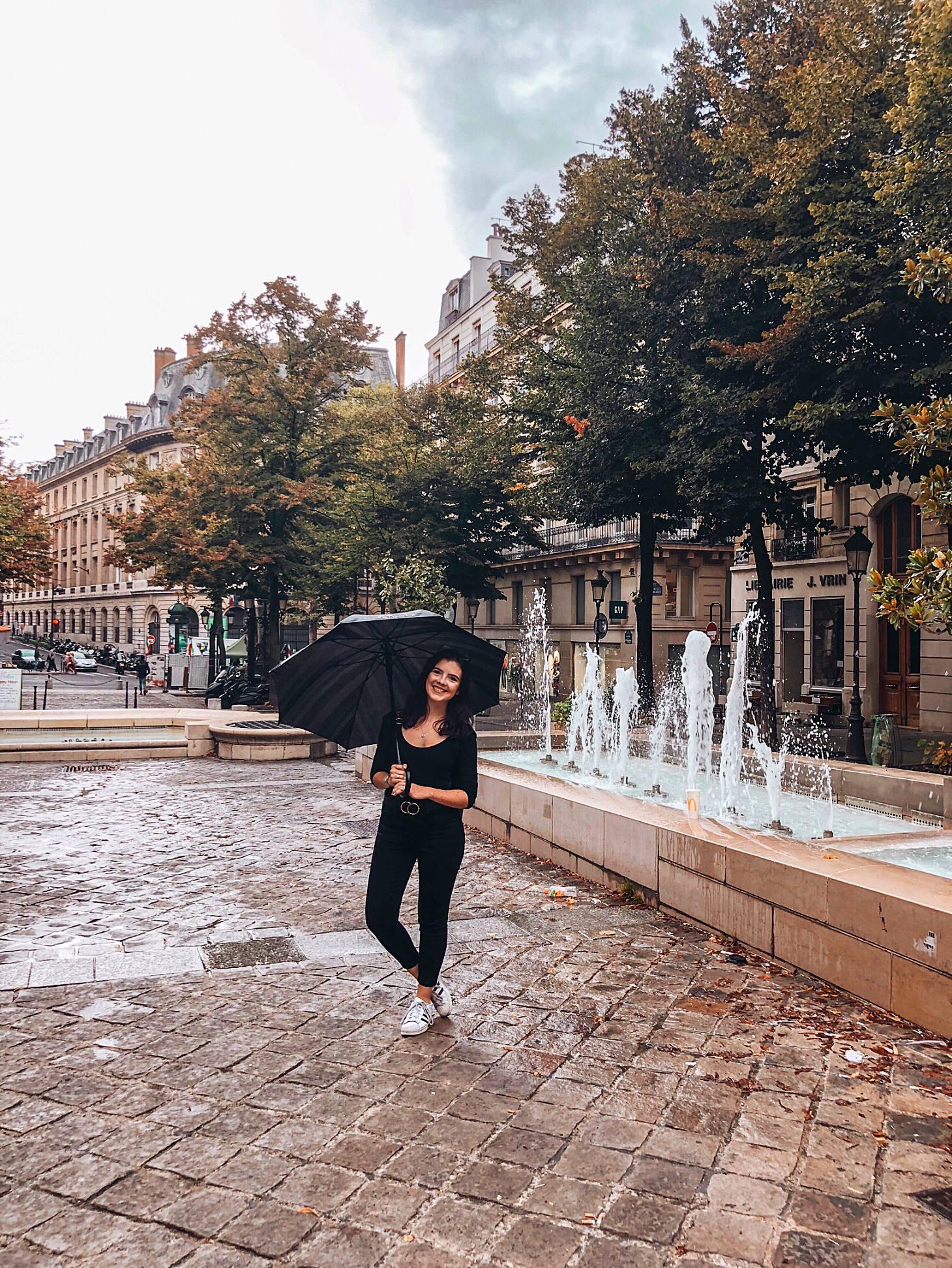 10 hours in Paris