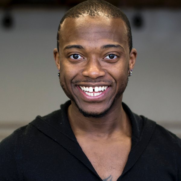 A. Raheim White - RAHEIM (ensemble), joined Lucky Plush in 2016, originated roles in Rooming House, Rink Life and Curb Candy, and joined the touring cast of SuperStrip and Cinderbox 2.0. A Chicago, IL native, Raheim earned their MFA from New York University -Tisch School of the Arts and BFA from the University of Illinois at Urbana-Champaign, both in Dance Performance and Choreography, and studied abroad in Taiwan to train in Classical Chinese Dance, Dance Meditation, and Kung Fu at the Taipei National University of the Arts. They have performed with Sean Curran Company, Project 44, and Trainor Dance, and a host of other projects. Choreography credits include Opera Lafayette, UIUC-Theater, UIUC-Dance, Dance Africa Pittsburgh, among others. As a Master Instructor, they have taught at The American Dance Festival, NYU's Tisch School of the Arts, Point Park University, Barnard College at Columbia University, University of Hawaii – Manoa, Dance at Illinois, Gibney Dance, and Dance New Amsterdam. Raheim is currently an ensemble member of Lucky Plush Productions, a Reiki Master-Teacher, and crystal healing adornment designer who strives to facilitate healing through art, Reiki, education, dance, and dialogue.