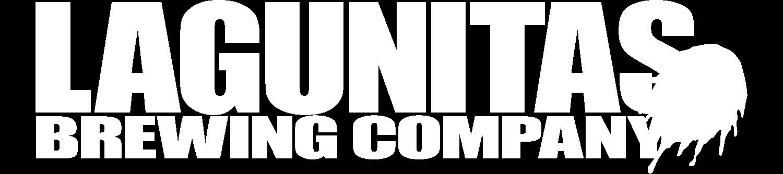 Lagunitas logo WHITE.png