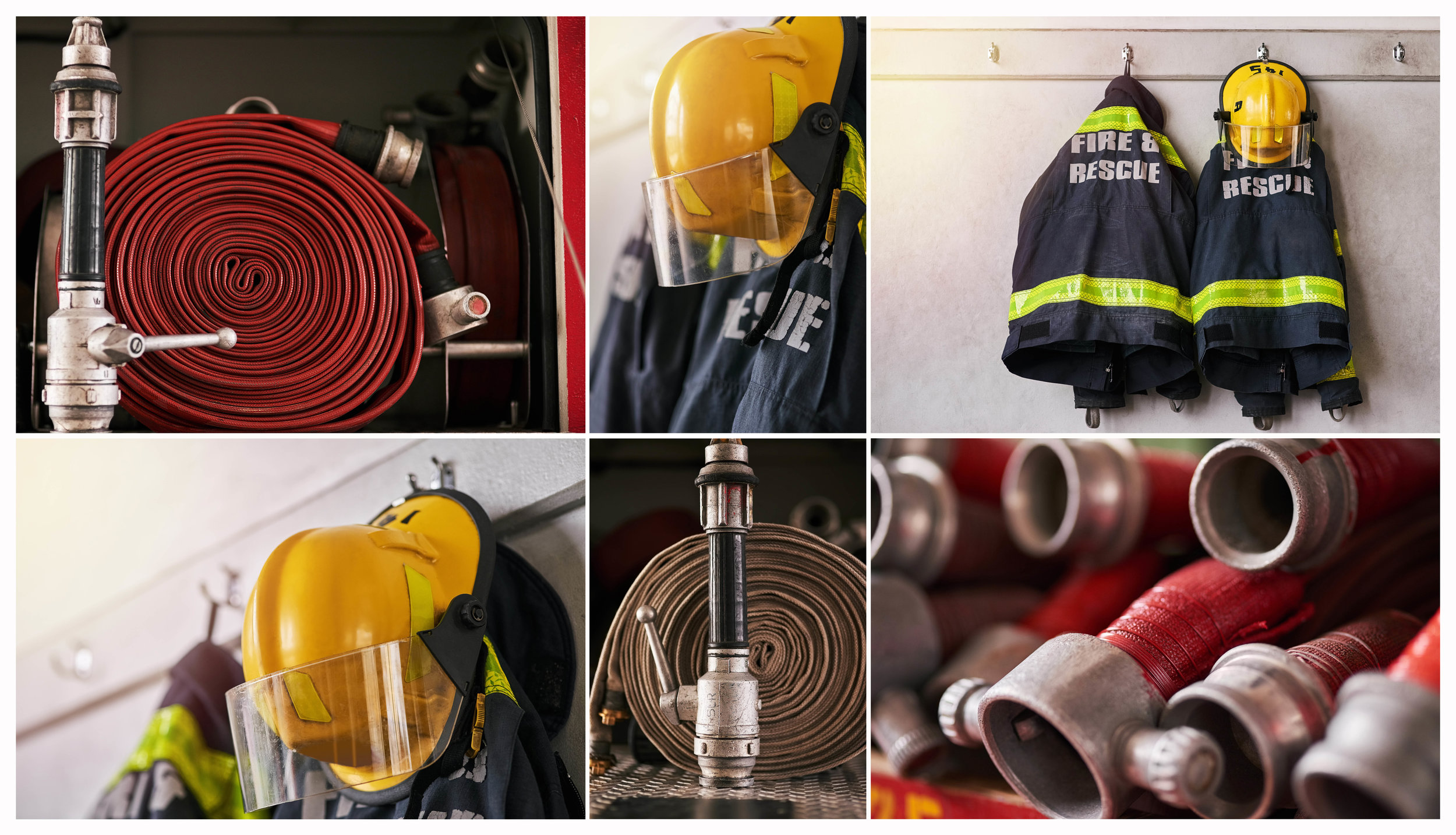 Fire Department fundraising for equipment