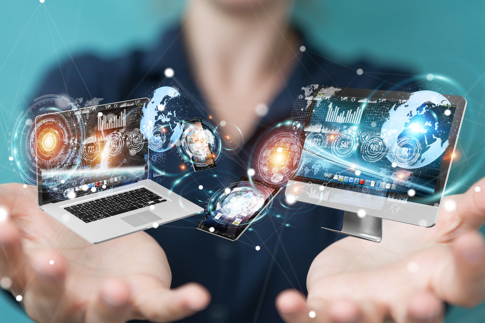 Increasing engagement with digital tools? -