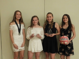 13U Award Winners