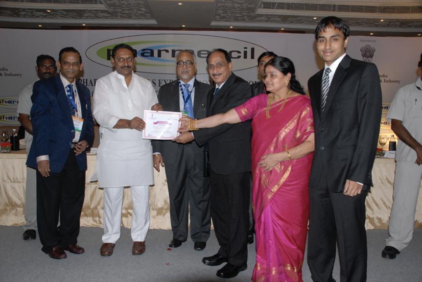 2010-11 Pharmexcil Patents Award