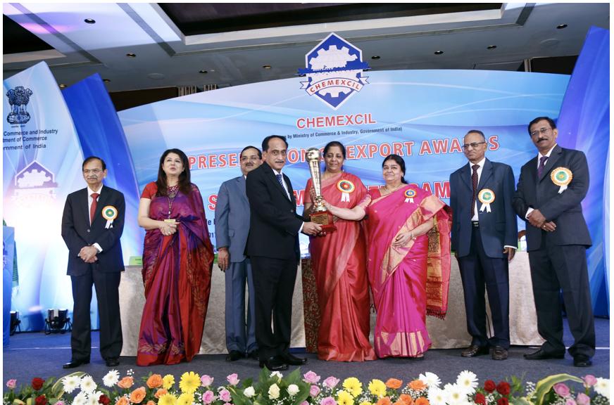 2015-16 Chemexcil Award