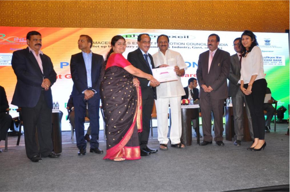 2014-15 Pharmexcil Patents Award