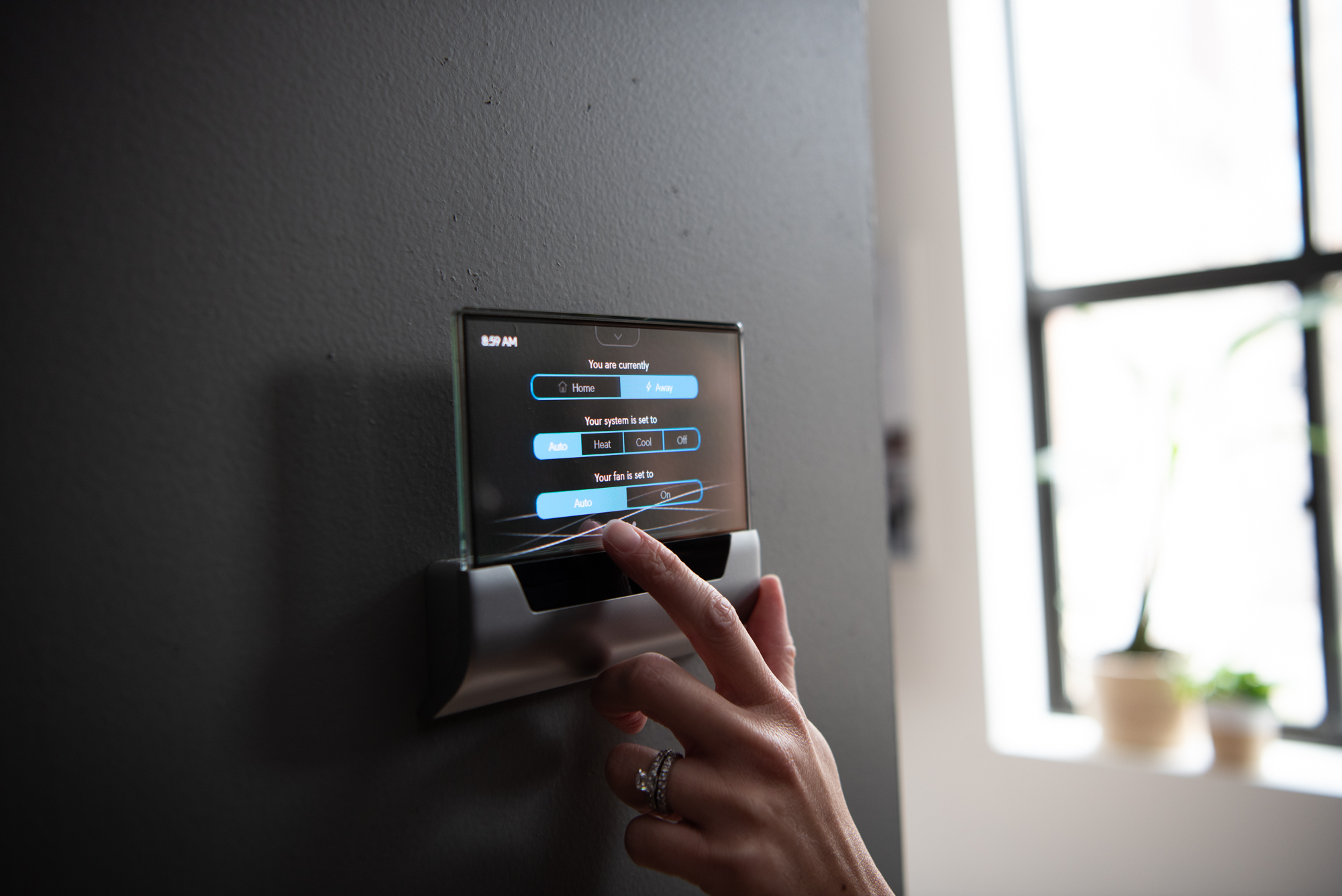 10. GLAS SMART THERMOSTAT - (This is a paid collaboration with GLAS Thermostat by Johnson Controls)Not many of you may guess this, but I'm a sucker for a good marriage between design and technology. After all, I'm secretly a nerd at heart. I love the elevated design of the GLAS smart home thermostat that will go with any corner of your home— plus you can access, control and schedule the temperature straight from your phone. Bonus: It is compatible with most smart home devices. I'm into it.—$319