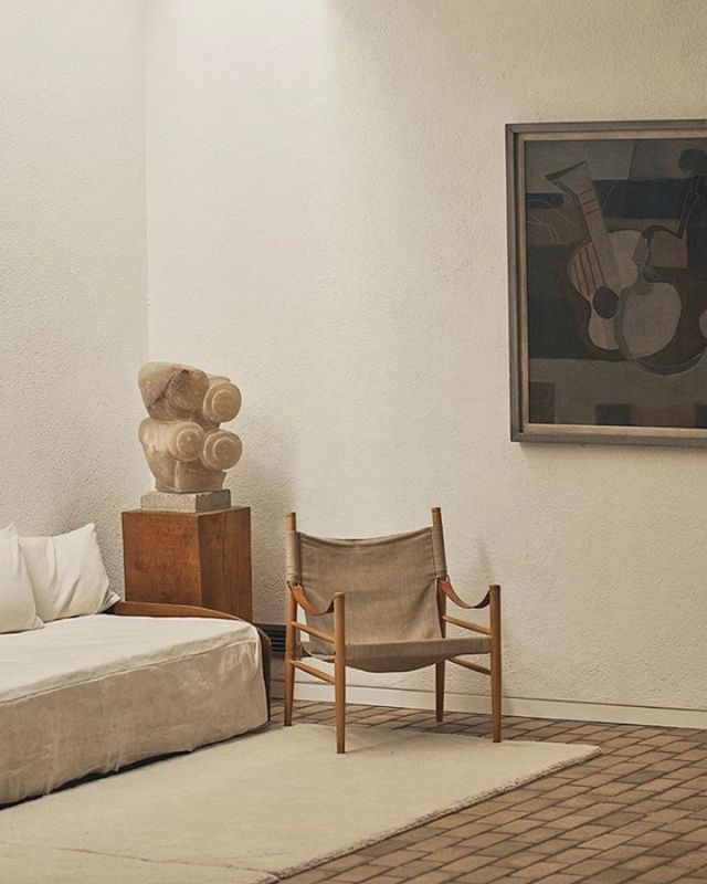 One good chair goes a long way. #JBDesignInspo via @cerealmag