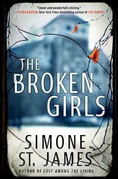 The Broken Girls by Simone St. James book cover image.jpg