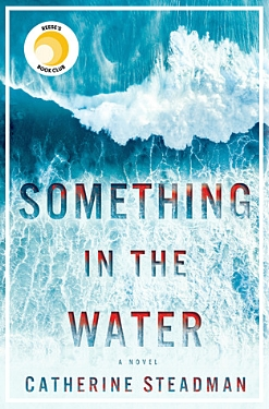 Something in the Water by Catherine Steadman book cover image.jpg