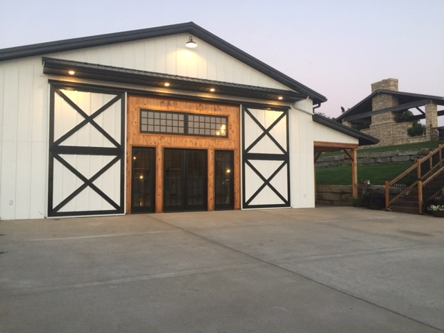 The Home Place at Valley View | The Barn