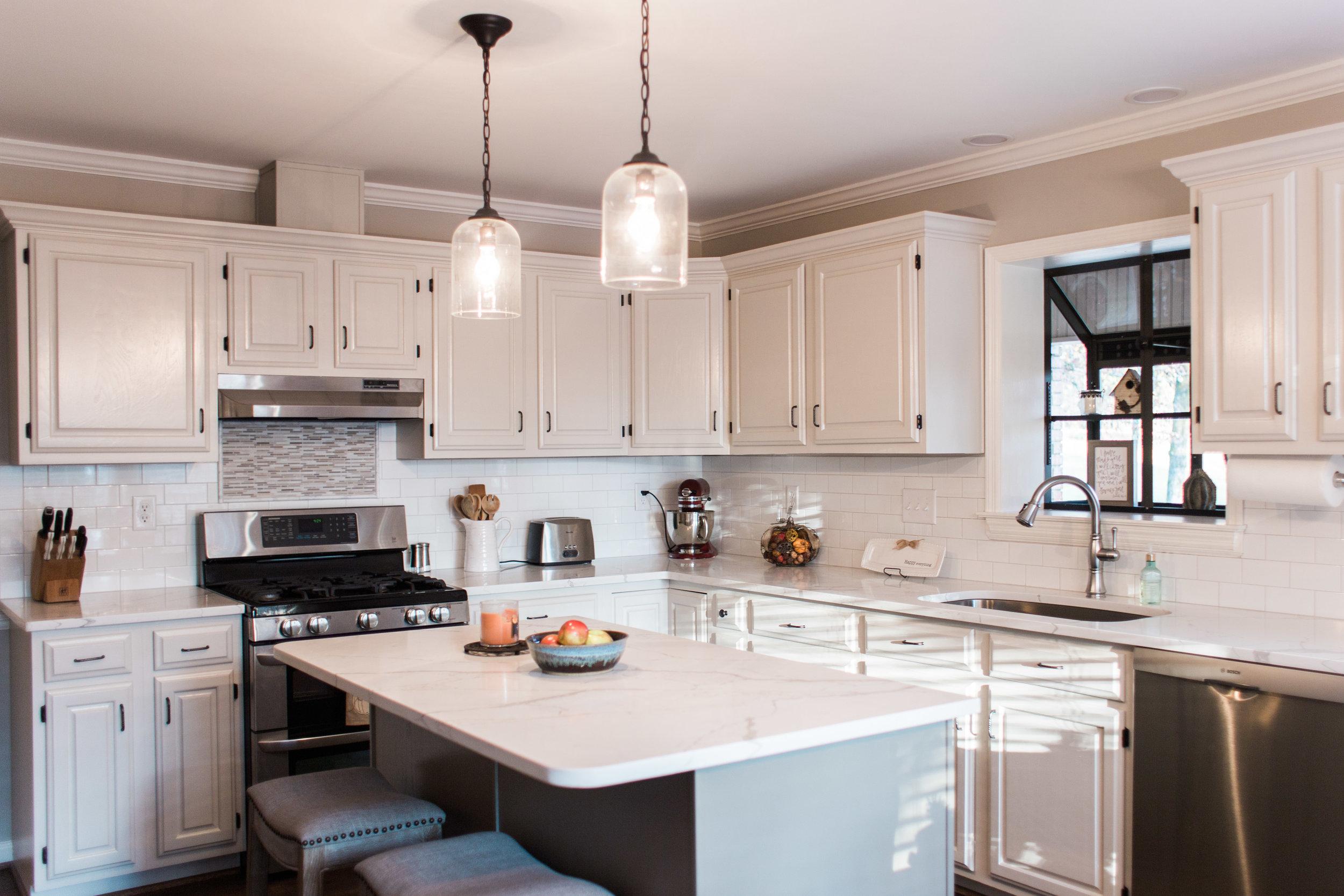 calacatta laza kitchen
