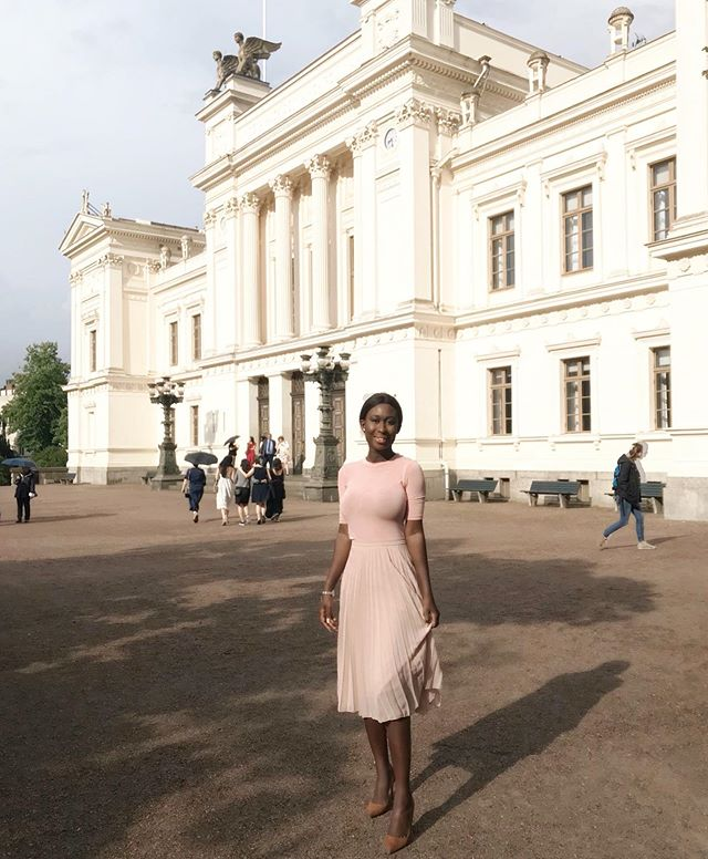 👩🏾🎓🙏🏾 finally it's over! Officially a @lunduniversity Master of Science in Global Studies. Giving thanks to the most high, God. 🎉 #mscgraduate