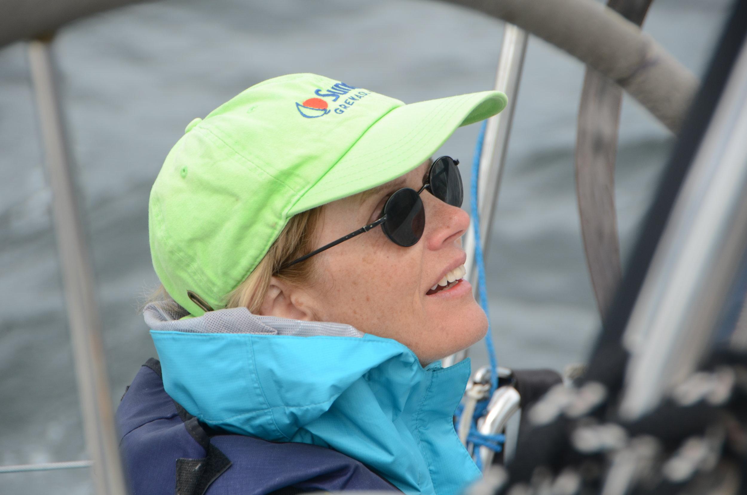 Fiona Curthoys, VP Sales and Marketing