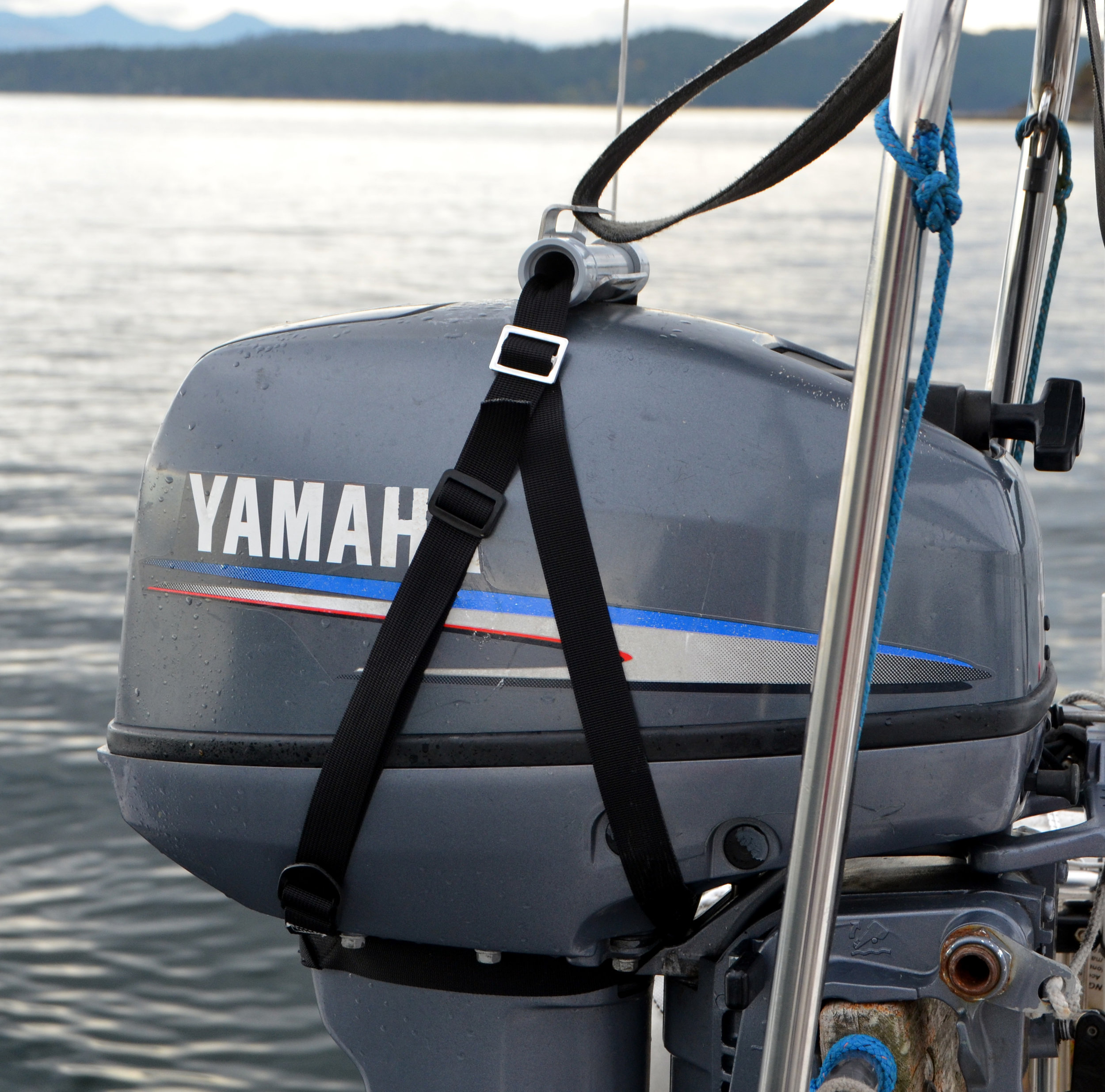 Sure-Grip Outboard Motor Harness