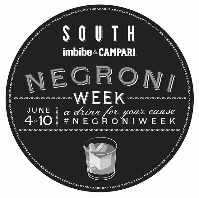 Negroni Week launched in 2013 as a celebration of one of the world's great cocktails and an effort to raise money for charities around the world. From 2013 to 2017, Negroni Week grew from about 120 participating venues to over 7,700 venues around the world, and to date, they have collectively raised nearly $1.5 million for charitable causes.  In the spirit of charity, SOUTH Eatery & Social House will be participating in Negroni week from the 4th till the 10th of June and will be serving our own twists of the Classic Negroni.  SOUTH bar ninjas will be mixing out Cohiba cigar smoke infused Negronis as well as bringing back the original recipe of Campari that was colored with the tiny Cochineal bug. #negroniweek #campari #camparinigeria