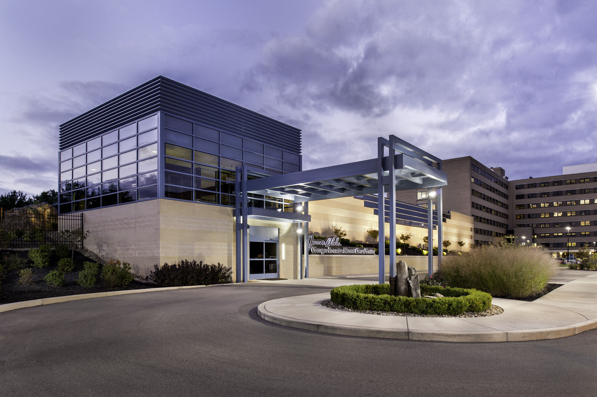 joanie abdu comprehensive breast care center - YOUNGSTOWN, OH