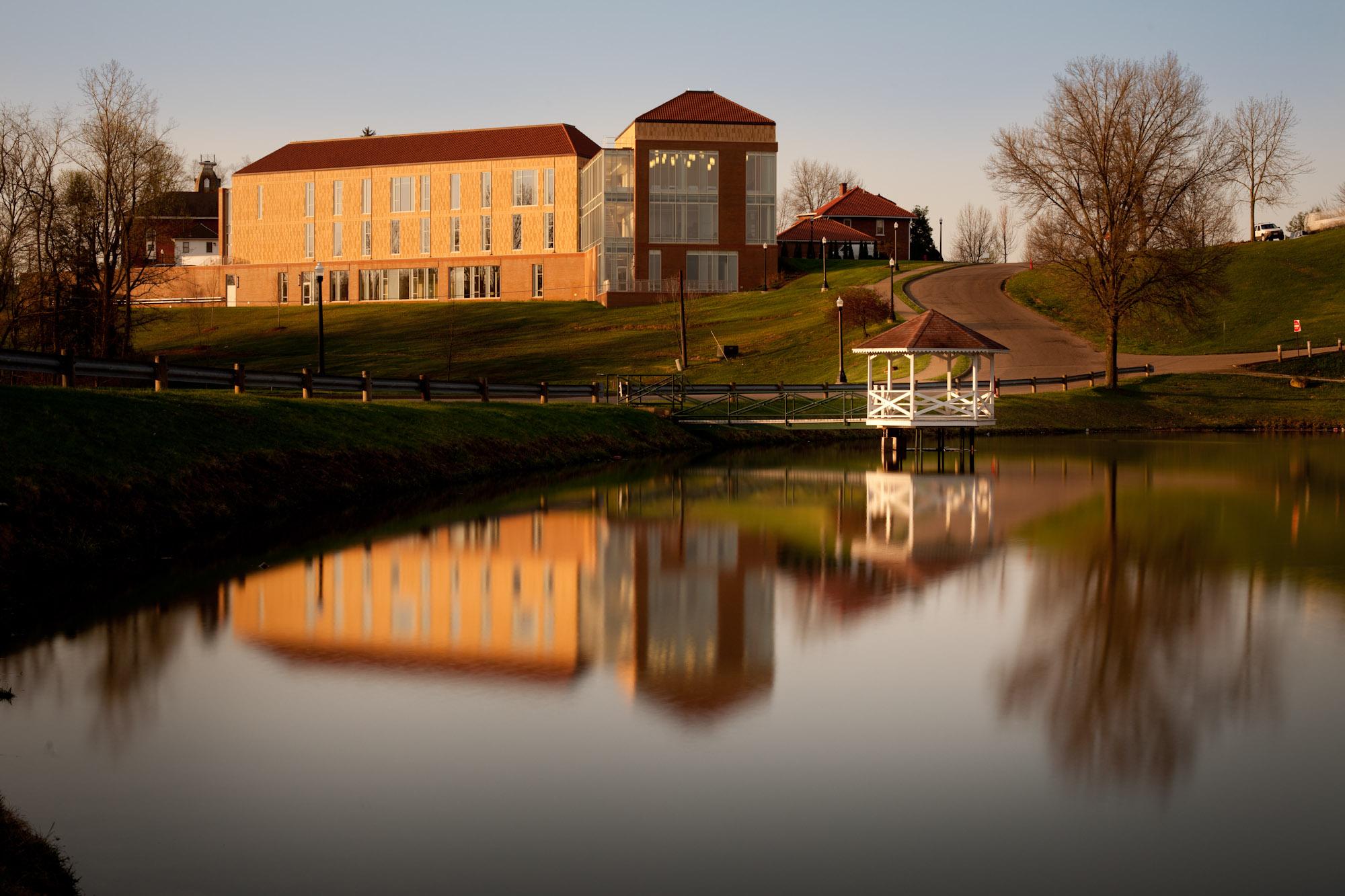 muskingum university - walter hall - NEW CONCORD, OH