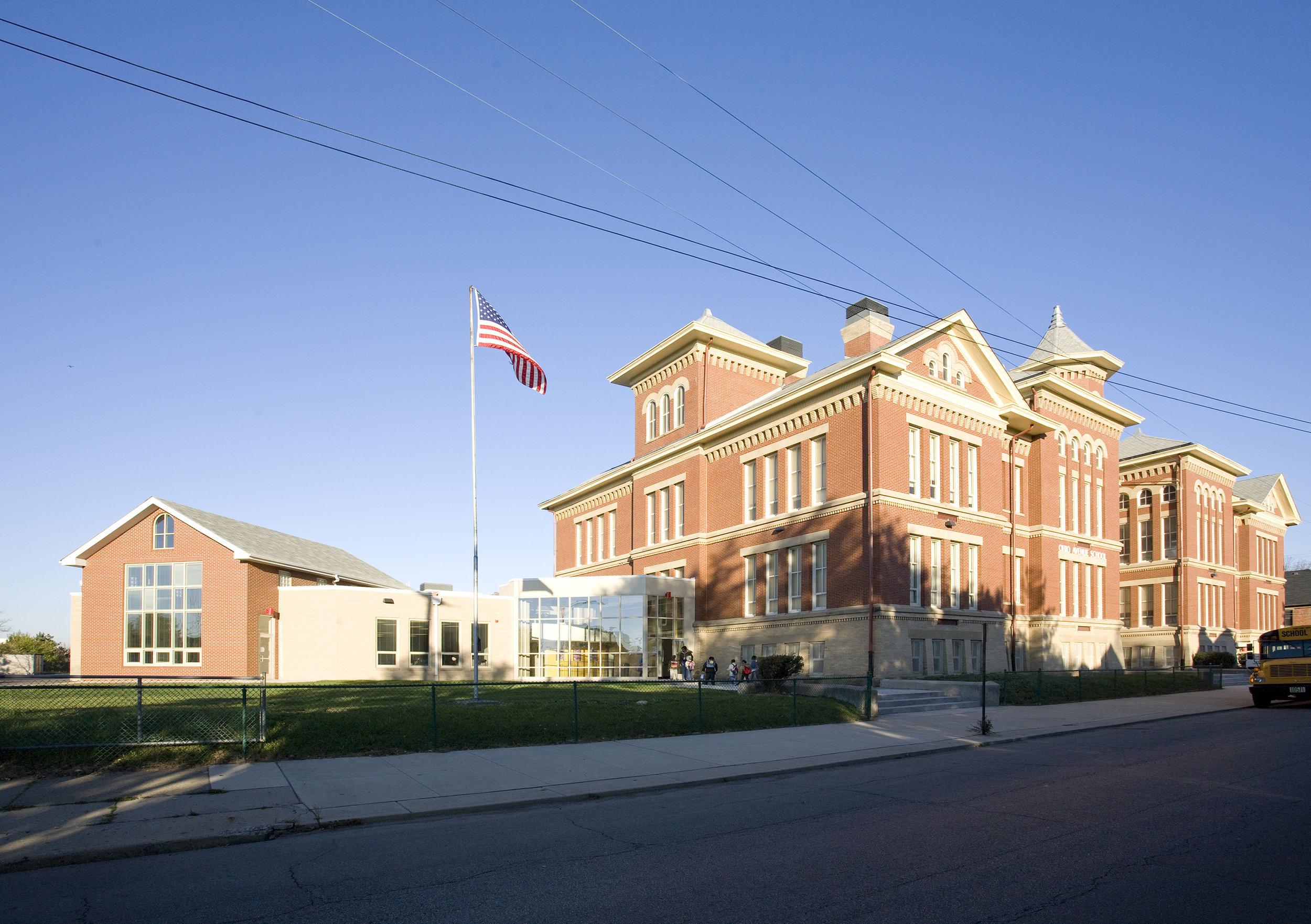 OHIO AVENUE ELEMENTARY SCHOOL - COLUMBUS, OH