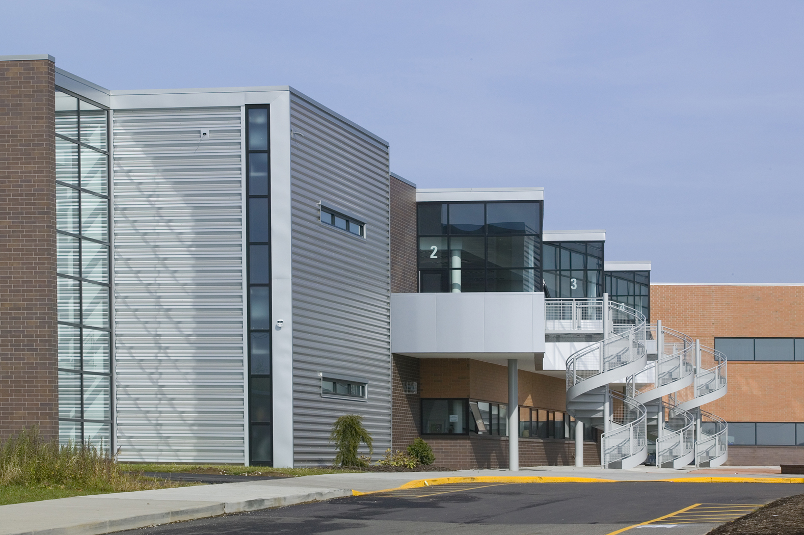GLENOAK HIGH SCHOOL - CANTON, OH