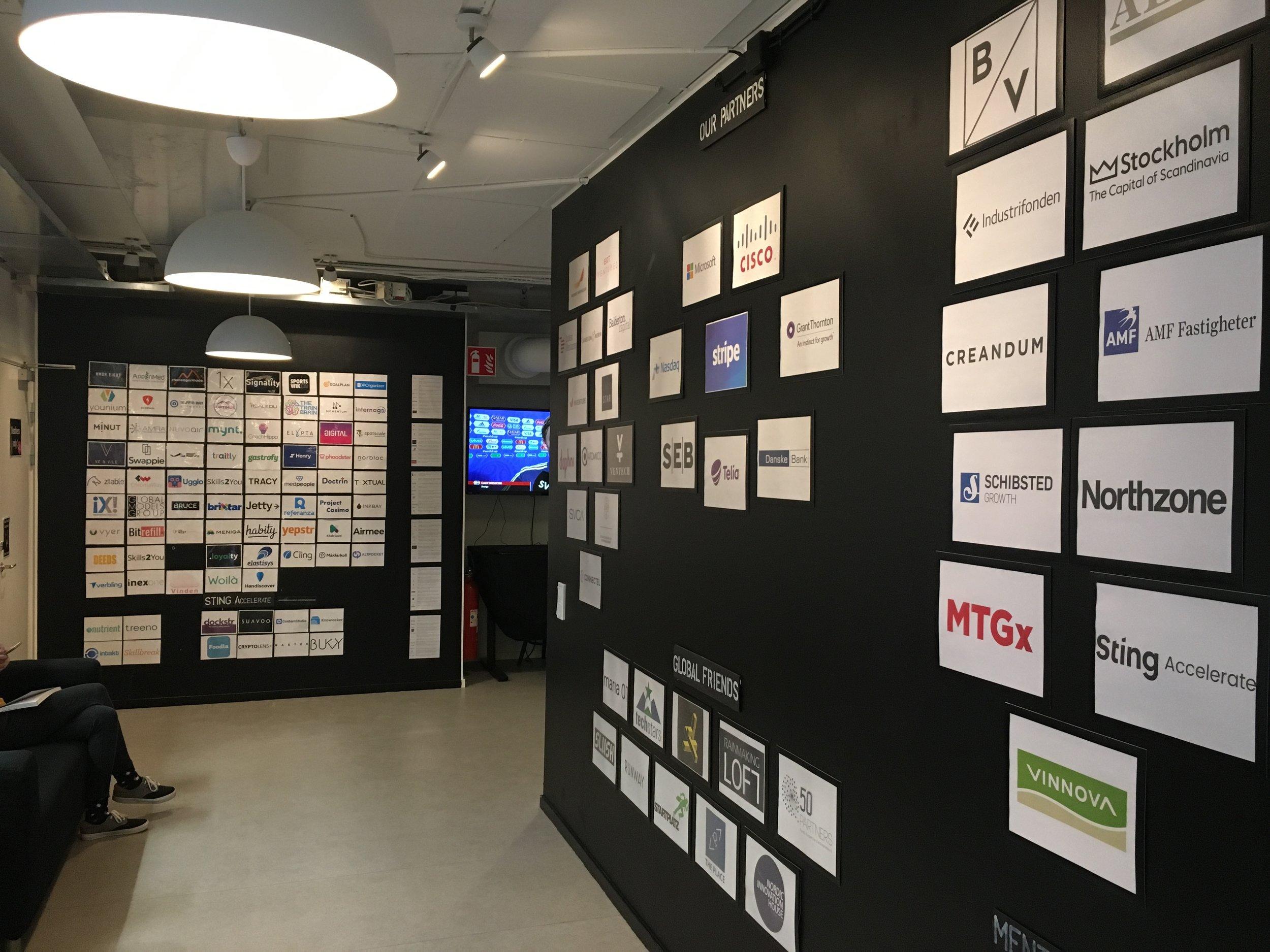 SUP46 partners, investors, mentors and friends