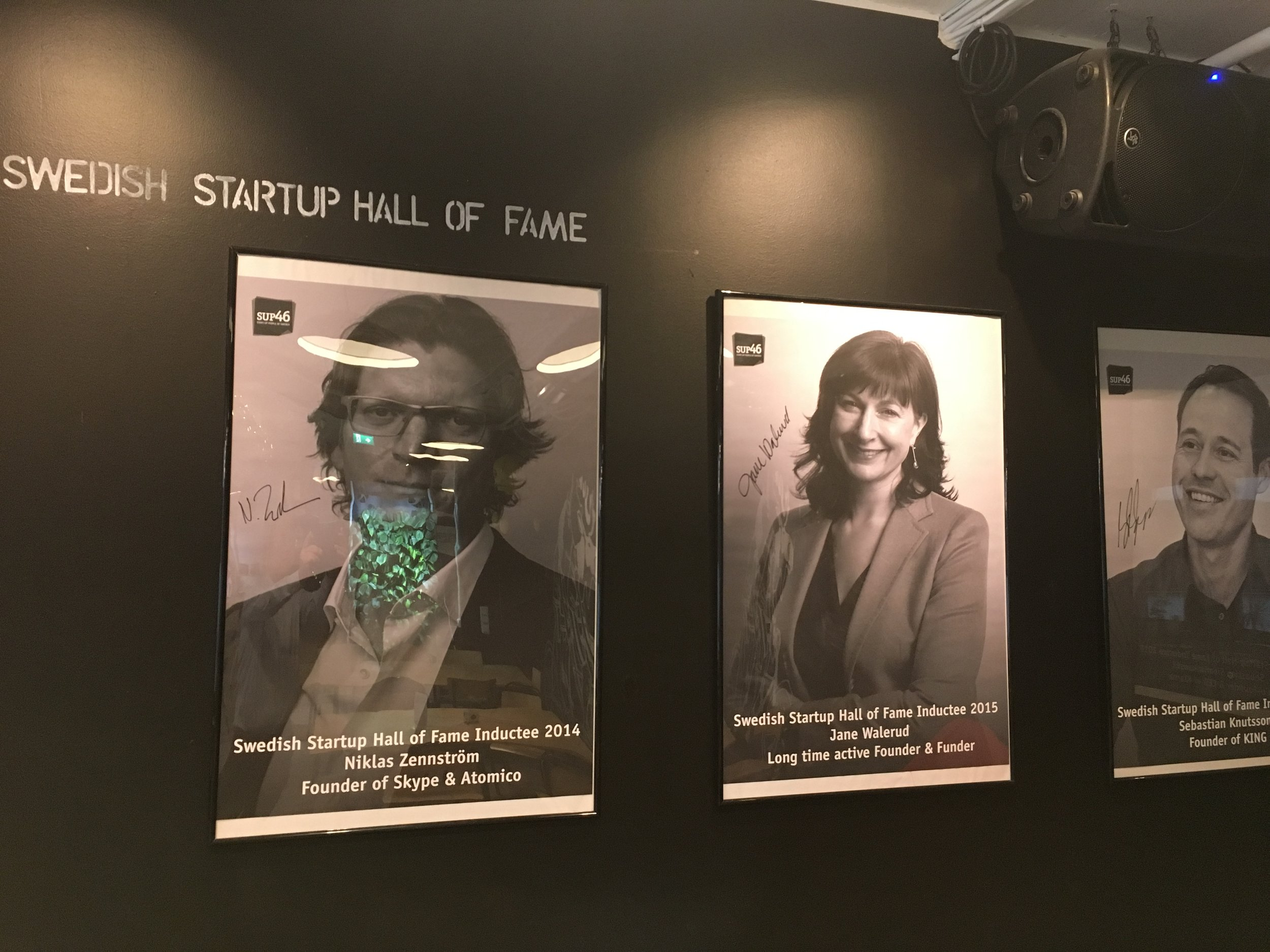 SUP46 Hall of Fame, part 1