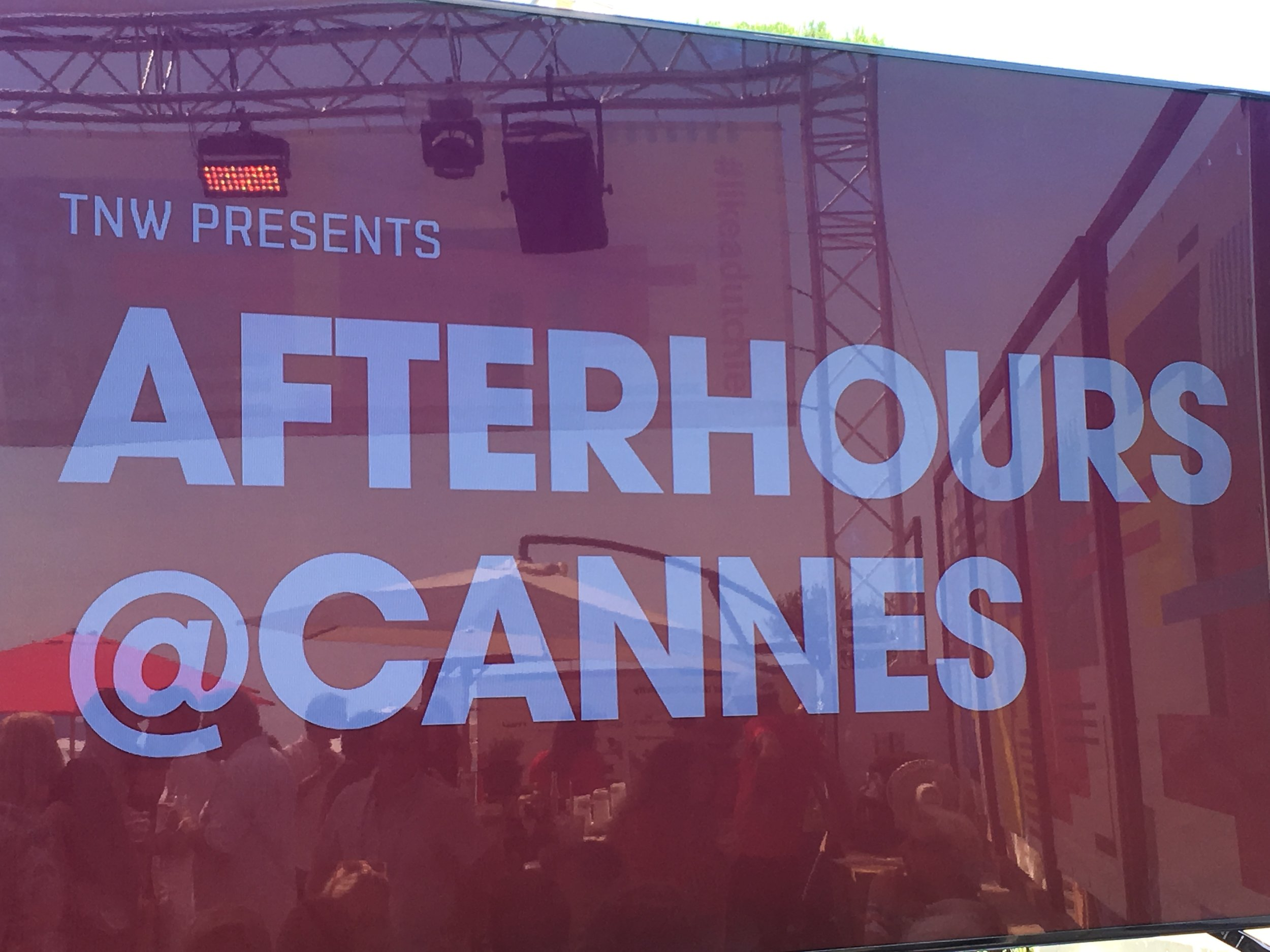 TNW Afterhours @Cannes