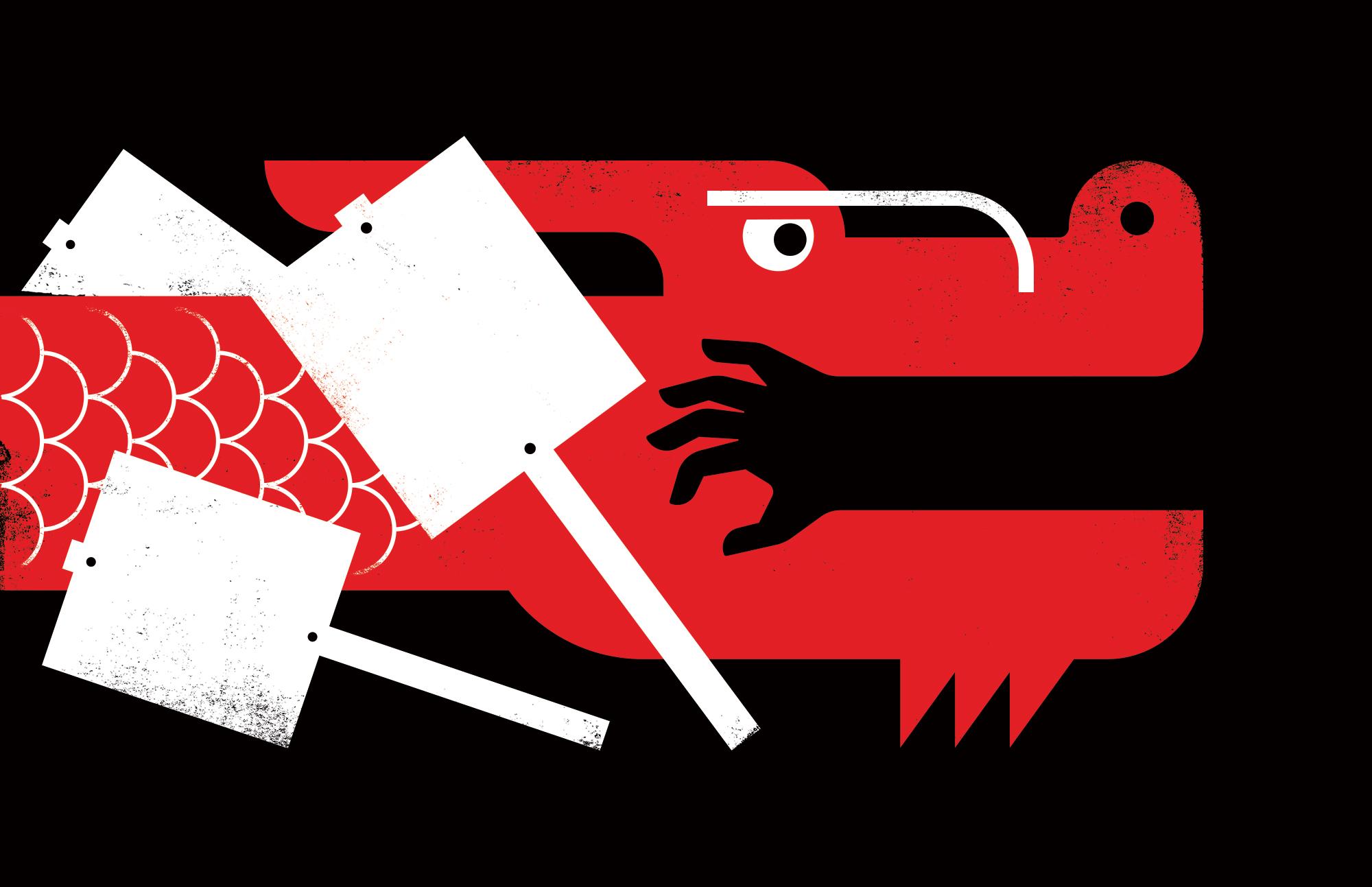 Sharp Power – China Muting Criticism