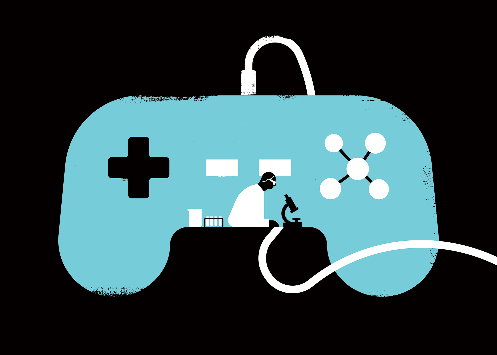 The Research Hardware In Your Video Game System