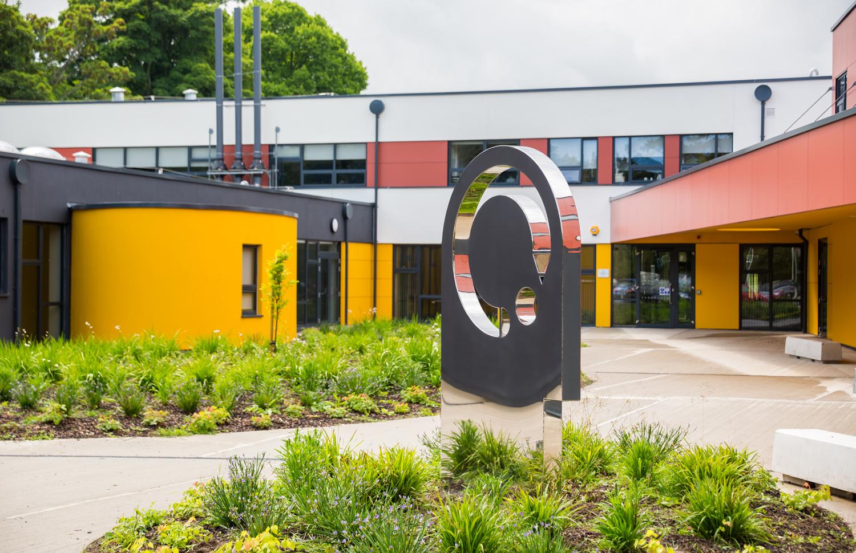 Woodbrook College, Bray, 2015