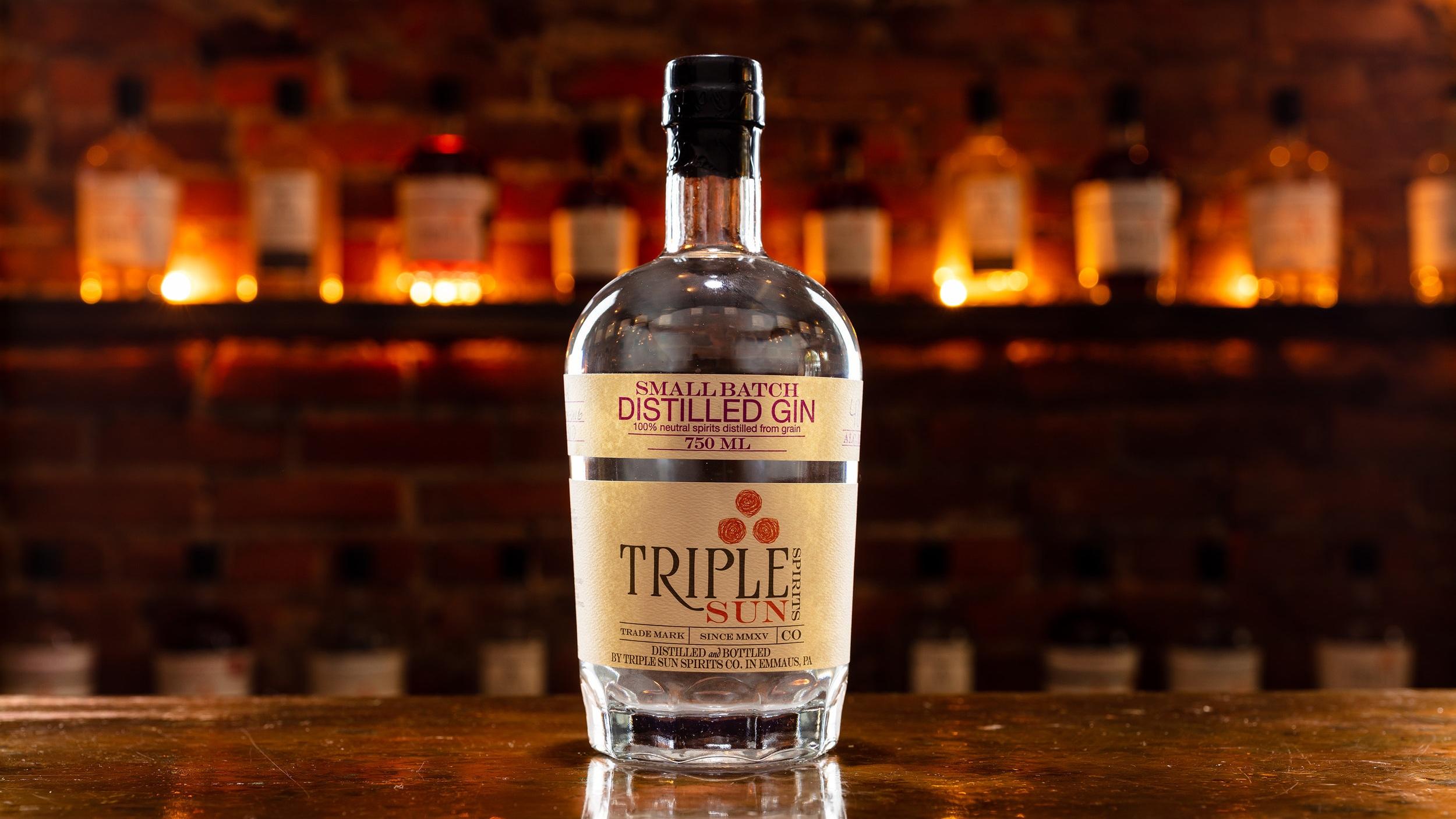 American Distilled Gin