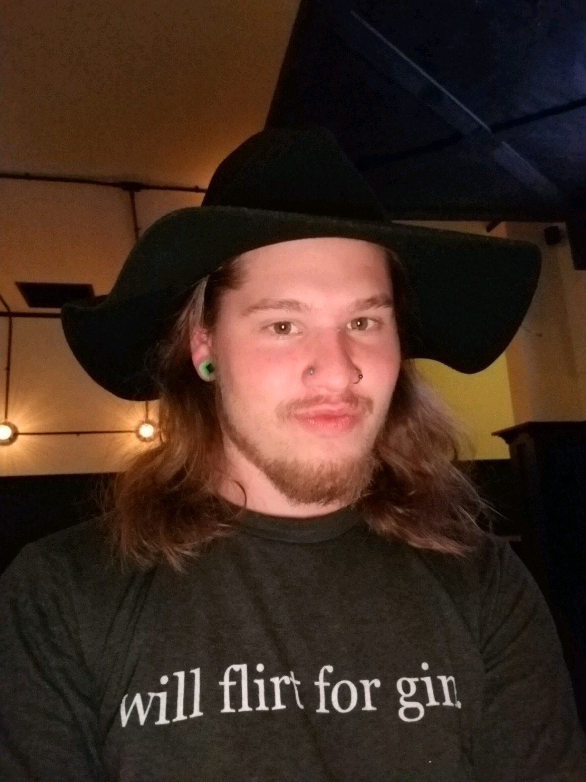 Colby Kress - Colby is our Beer Buyer and also serves up mad cocktails at our sister business Bittersweet. He's way goofy, dances a lot, and is super charismatic! A fan of bright colors and fun hats, this guy keeps our Beer shelves well-stocked and unique!