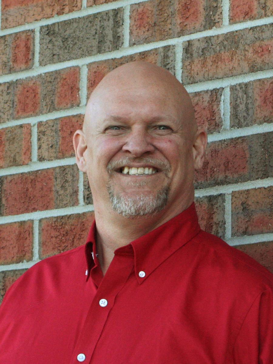 Charlie Collins   Senior Pastor