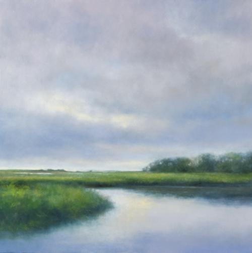 Salt Marshes, St John's Island SC