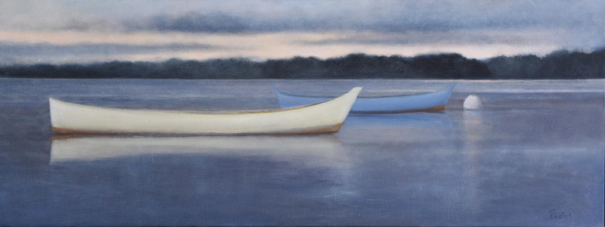 Long Boats, Still Water