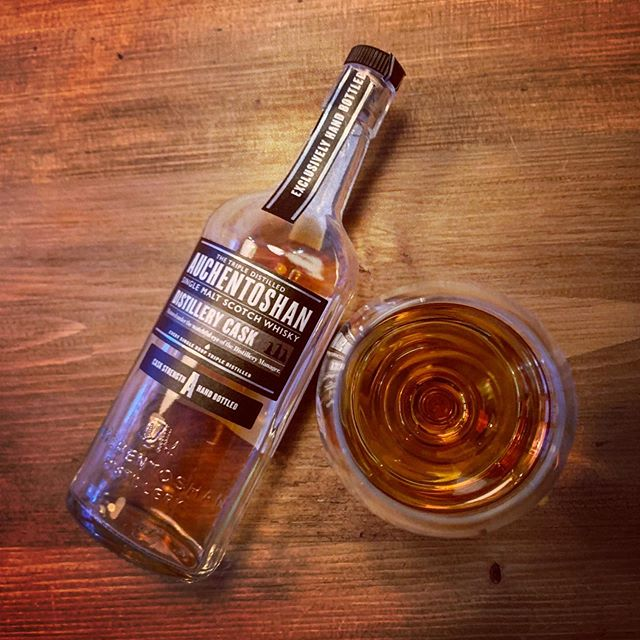 New podcast out tonight! Look out for our chat with @sorrenkrebs about this heavily (oloroso) sherried single cask #Auchentoshan whisky (cask #4447). A beaut of a whisky... but Sorren is less complimentary about the direction of the distillery. Have a listen to find out why! #bigtease . . #whisky #singlemalt #singlemaltwhisky #singlecask #podcast #whiskey #tripledistilled #instadram #whiskyporn #distillery #distilleryexclusive