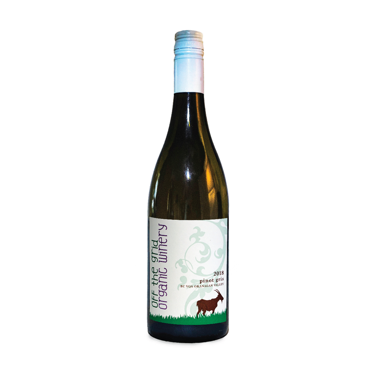 2018 Pinot Gris - $24.00This Pinot Gris shows green apple, pear, citrus zest and a light minerality. Pair this wine with all sorts of cheeses both rich and creamy. Summer salads with fruit and nuts, white meats and seafood.