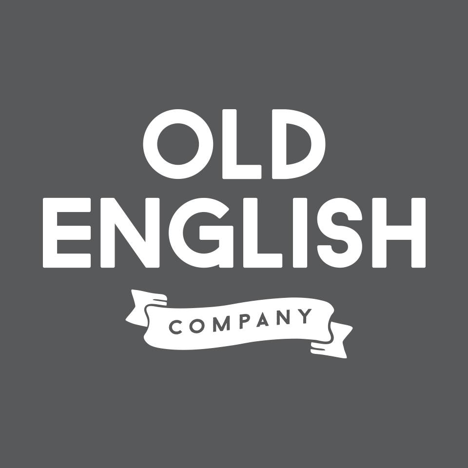 Old English Company stationery