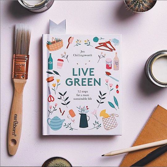 Live Green 52 steps for a more sustainable life,  Amazon £6.99
