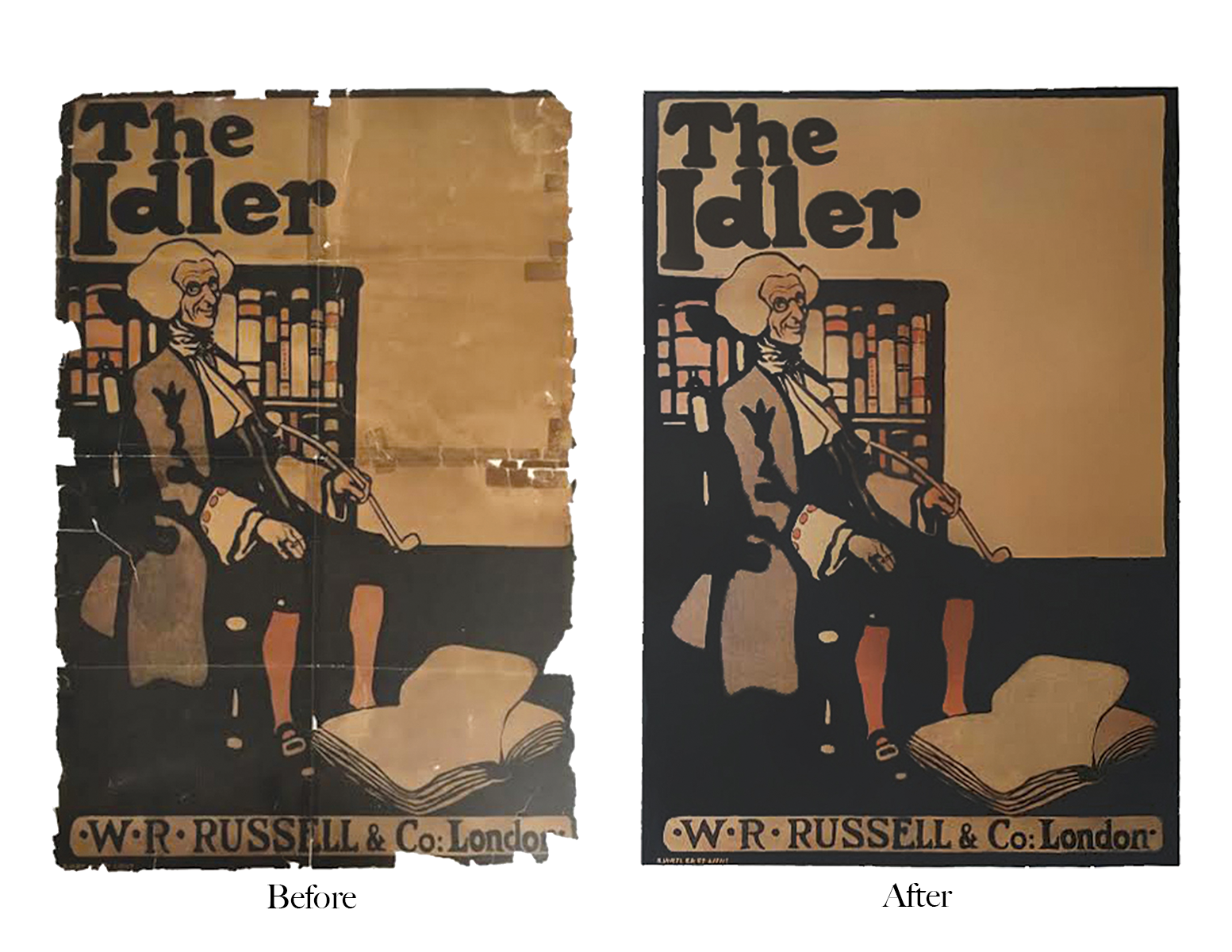Idler before and after RGB copy.png